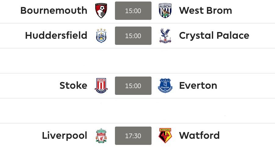 Blank Gameweek 31 Fixtures