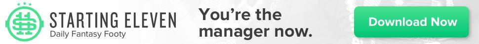 Starting 11 Manager Banner