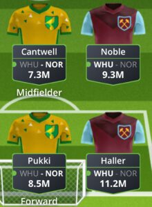 Gameweek 4 All Out Attack