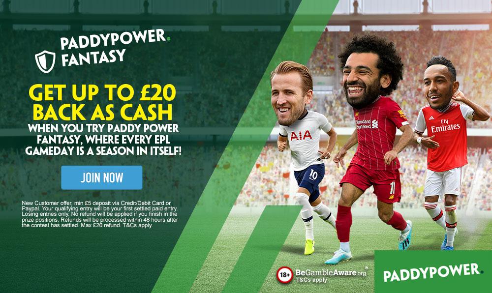 Paddy Power Fantasy