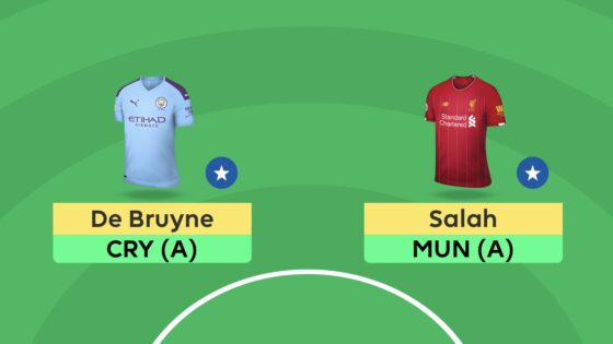 Gameweek 9 Team