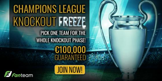 Champions League Banner