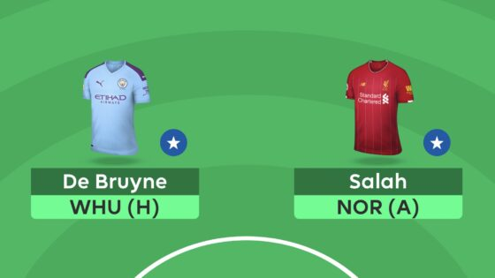 FPL Gameweek 26 Team