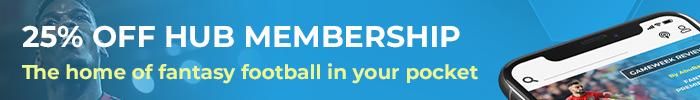 Fantasy Football Hub Membership