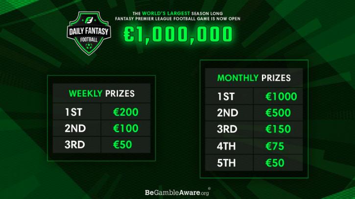 Fanteam Prizes