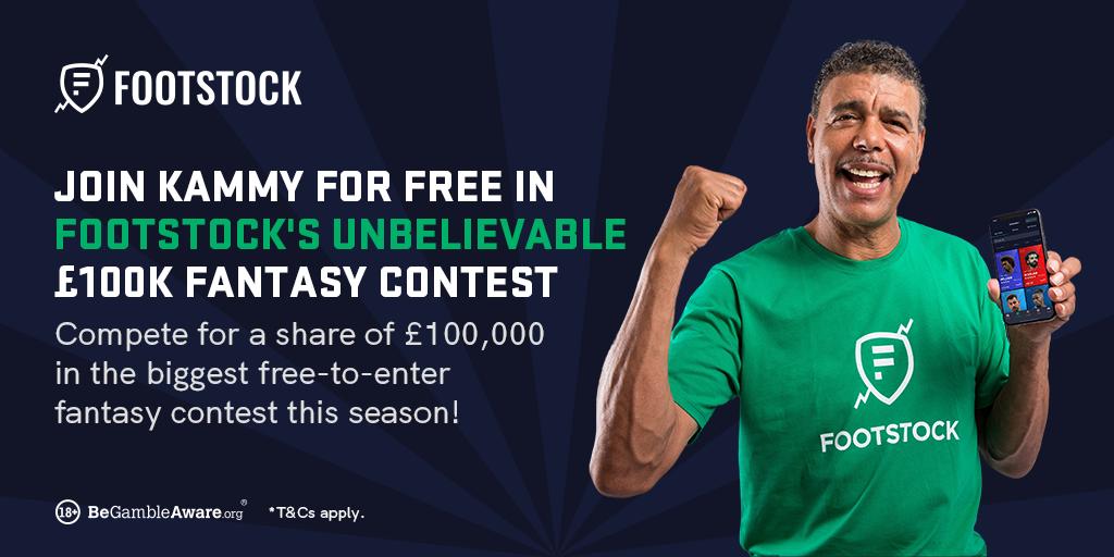 Footstock 100000 Freeroll