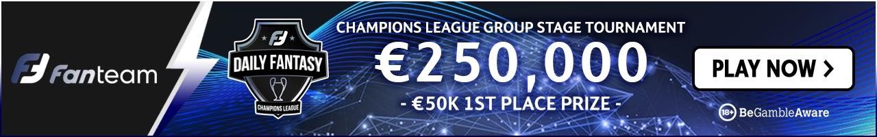 Champions League Fantasy Bann