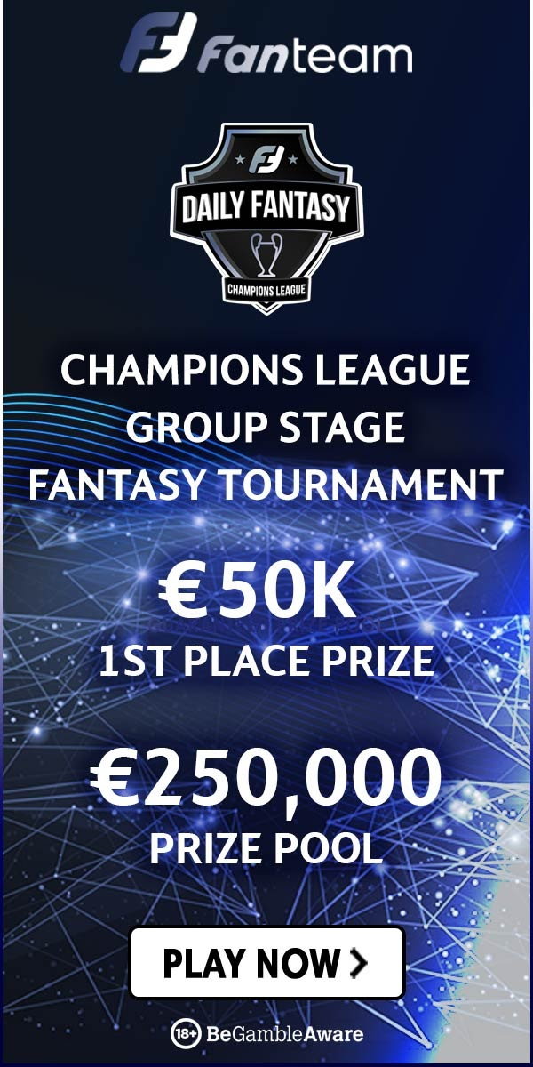 Champions League Fantasy