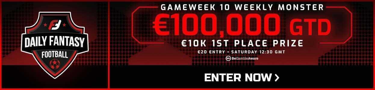 Gameweek 10 FPL