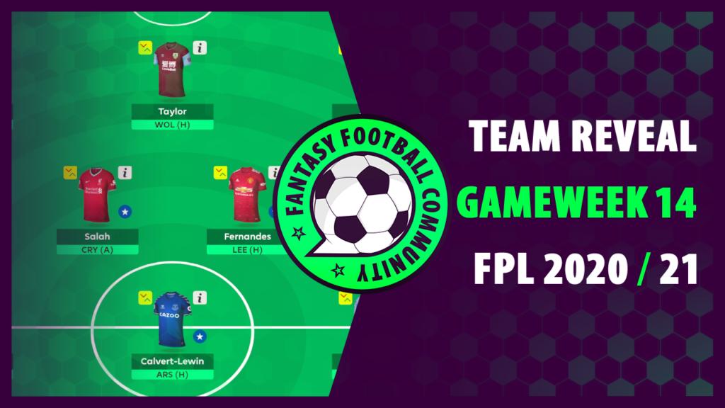 Best FPL Team GW14