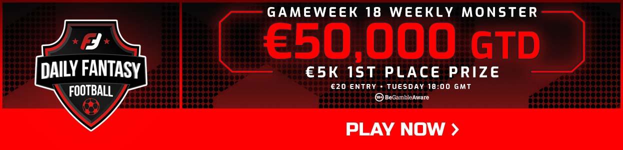Gameweek 18 FPL