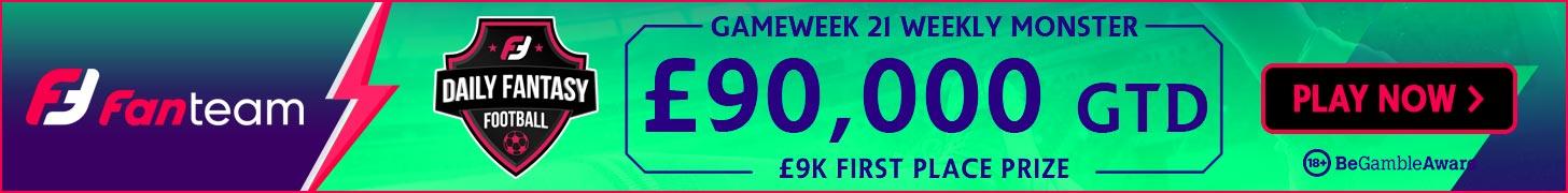 Gameweek 21 FPL