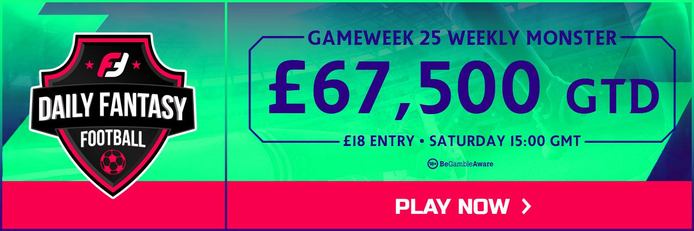 Gameweek 25 FPL