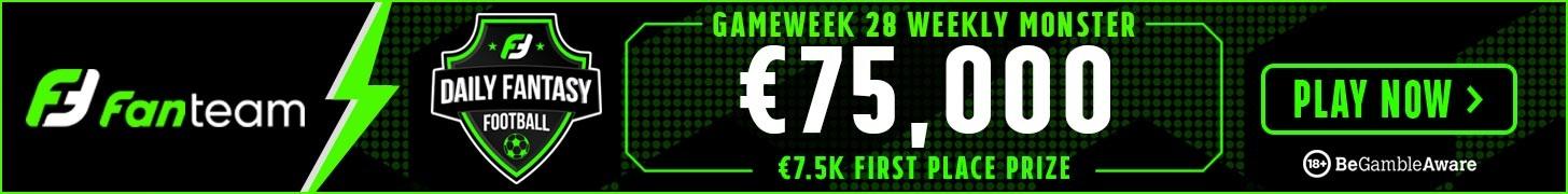 Gameweek 28 FPL