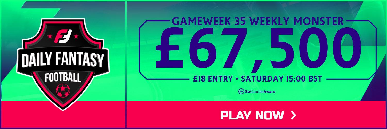 Gameweek 35 FPL