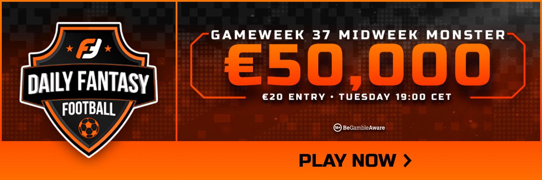 Gameweek 37 FPL