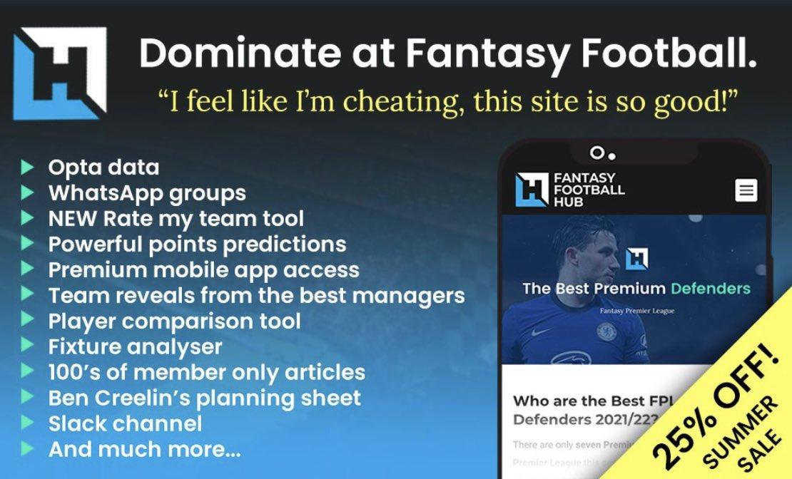 FPL Gameweek 1 Team Reveal